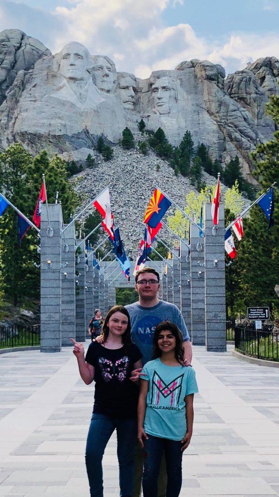 McCollum's at Mt Rushmore