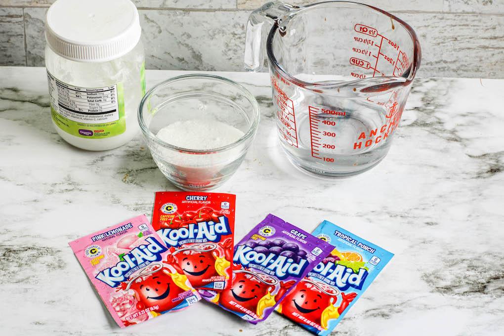 lip gloss base to make kool-aid lipgloss